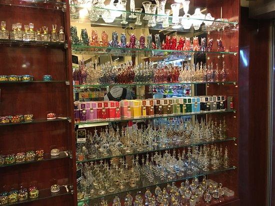 Jamal Kazura Aromatics: 店内の様子