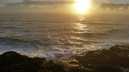 Depoe Bay, OR : Great View