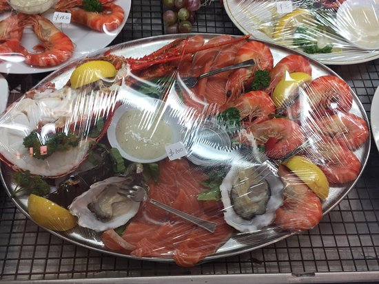 Oyster Bay Seafood Restaurant Swansea