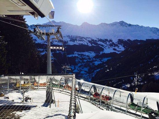 Churwalden, Suiza: Pradaschier