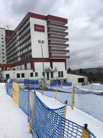 Mercure Kasprowy Zakopane : View from the snow slopes