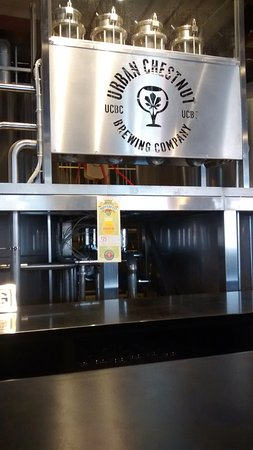 Photo of American Restaurant Urban Chestnut at 4465 Manchester Ave, Saint Louis, MO 63110, United States