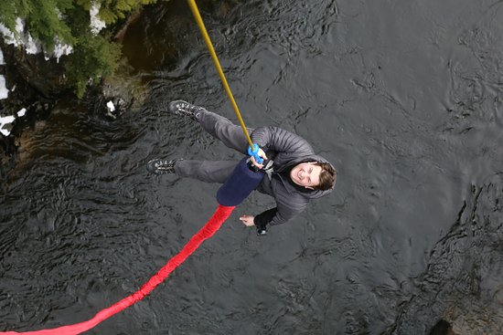 Whistler Bungee: Towed Up