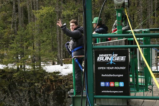 Whistler Bungee: Final Goodbye