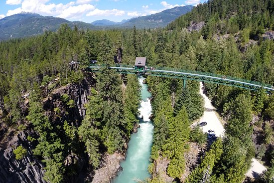 Whistler Bungee: Overview