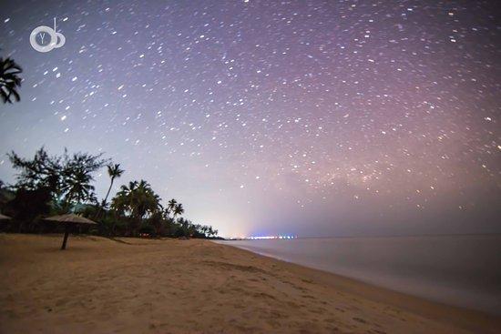 Paduvari, India: Under the stars...lots and lots of them!