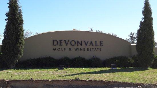 Devonvale Golf & Wine Estate Bild
