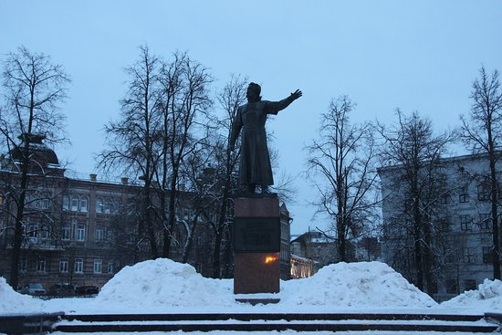 Monument to Kuzma Minin