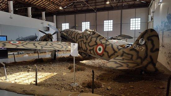 Volandia Parco e Museo del Volo Malpensa: 20170311_114837_large.jpg