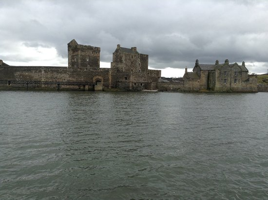 South Queensferry, UK: Castle