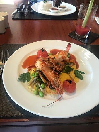 Movenpick Resort Bangtao Beach Phuket: Very delicious!