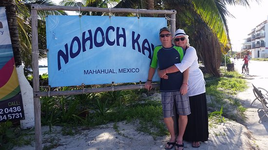 Nohoch Kay Beach Club: We loved this place!!