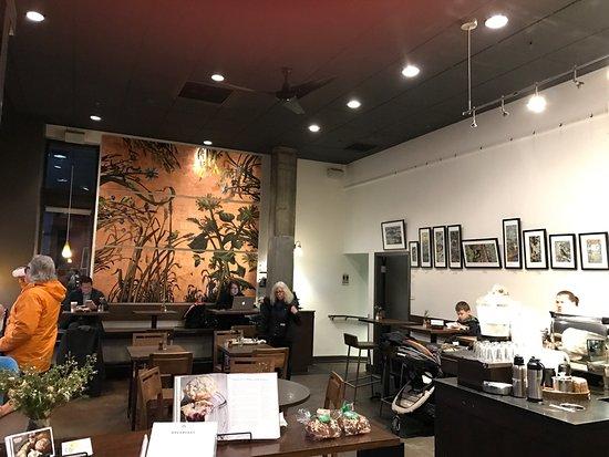 Photo of Cafe Macrina Bakery at 2408 First Avenue, Seattle, WA 98121, United States
