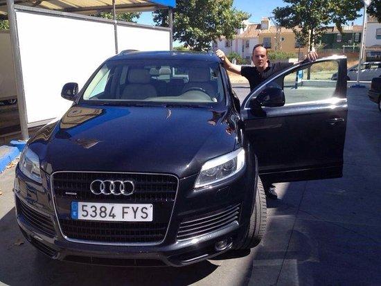 Audi Q Picture Of Europe Luxury Car Hire Marbella TripAdvisor - Audi car rental