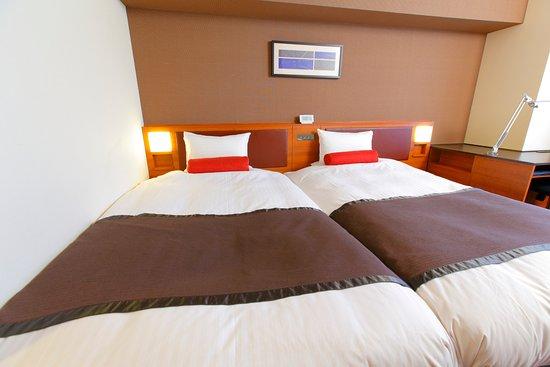 Hotel MyStays Shinurayasu: guest room