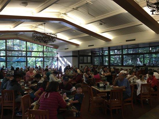 Yosemite Lodge Food Court