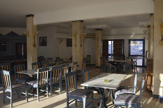 Amego Hotel Dahab: Restaurant