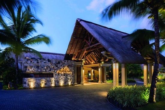 Paradis Beachcomber Golf Resort & Spa: Reception