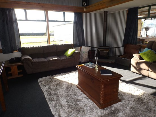 Riverton, New Zealand: Lounge