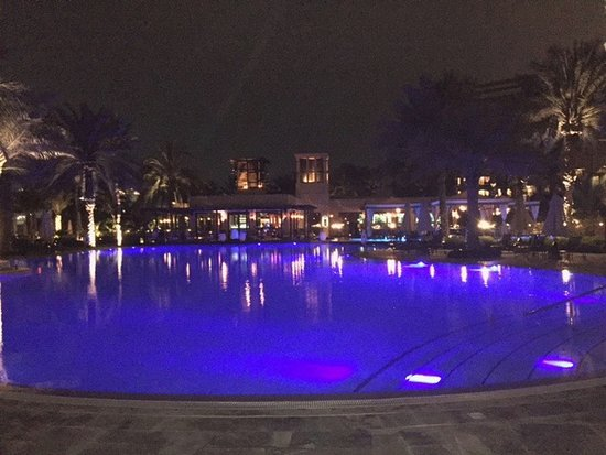 The Palace at One&Only Royal Mirage Dubai: Eauzone