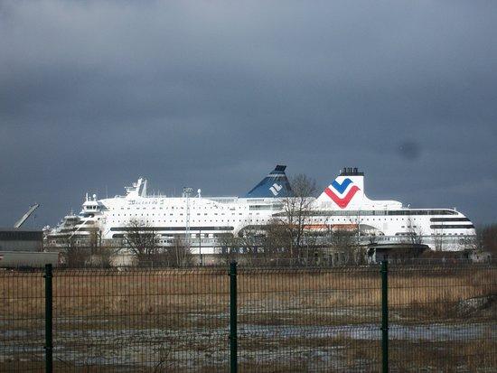 Tallinn City Tour : порт
