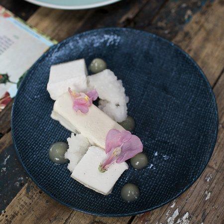 Балмейн, Австралия: White Chocolate Parfait