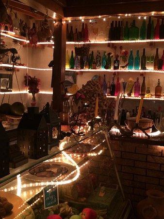 Oliveira Dourada: bar