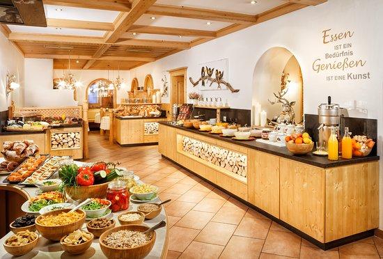 Rennweg, Αυστρία: Frühstücksbuffet