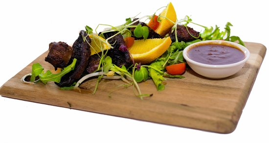 Norwood, Avustralya: Clay Oven Portebello Mushroom