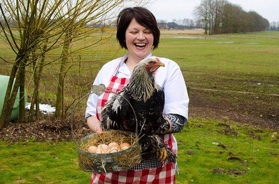 Eersel, Nederländerna: Eten en drinken op de boerderij bij De Panberg!