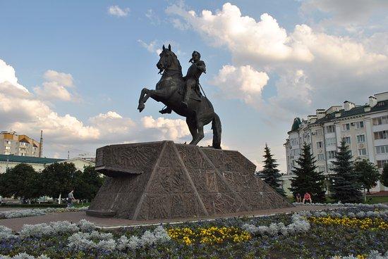 Monument Aleksei Petrovich Yermolov
