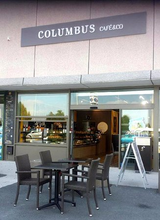 columbus caf co mondeville restaurant avis num ro de t l phone photos tripadvisor. Black Bedroom Furniture Sets. Home Design Ideas