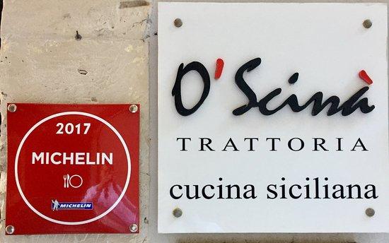 O' Scina: O'Scinà Siracusa