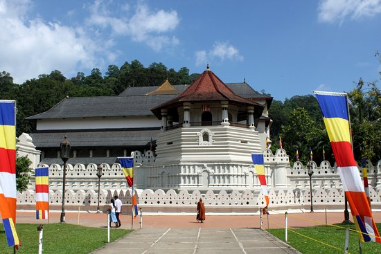 Канди, Шри-Ланка: Sri Dalada Maligawa, Kandy, Sri Lanka