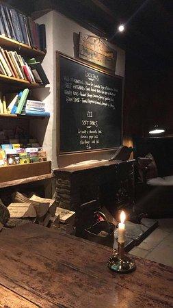 Oldstead, UK: Cocktail menu
