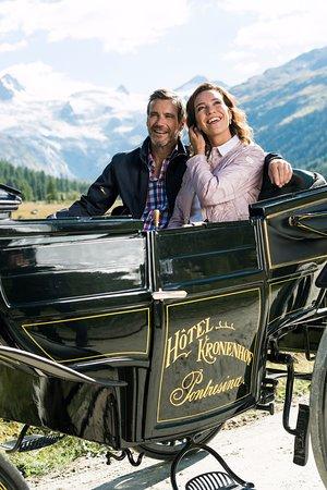 Grand Hotel Kronenhof: Kronenhof Horse Carriage 1
