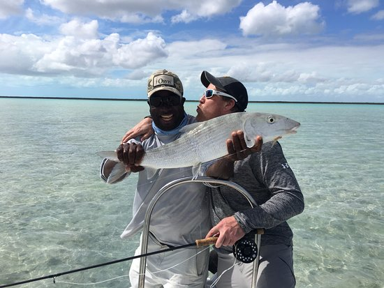 Tiamo Resort: Leslie Greene - Bonefish Flyfishing Guide