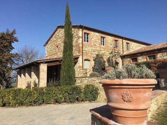 Castello di Casole Private Estate & Spa: Private Villas managed by the hotel.