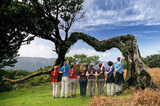 Wandern für Familien auf Madeira