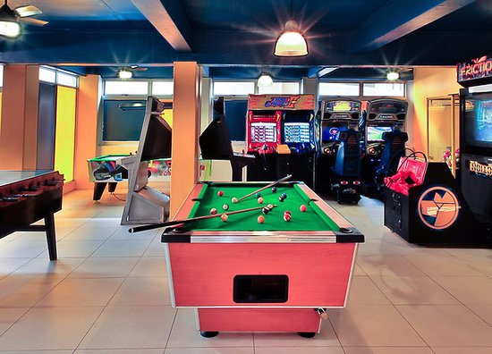 Impala Holiday Flats: Games Room