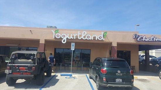 Yogurtland Guam Agana Picture