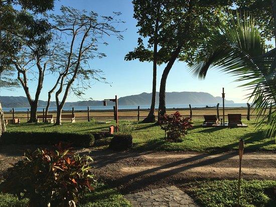 Tambor Tropical Beach Resort Vue De Notre Entrée