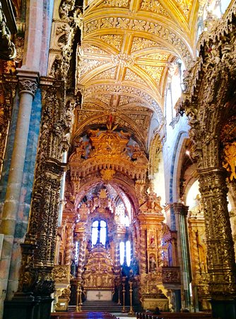 Photo of Historic Site Sao Francisco Church (Igreja de S Francisco) at Rua Do Infante D. Henrique, Porto 4050-297, Portugal