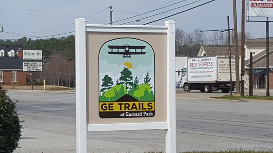 Rome, GA: GE Trails
