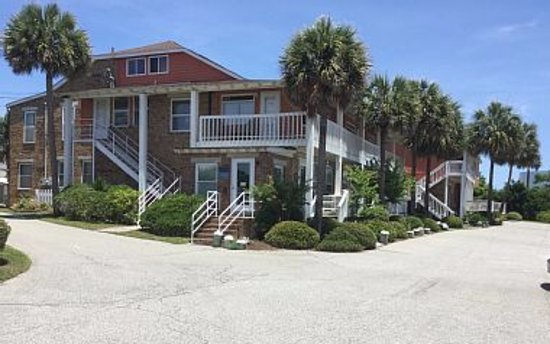 Welcoming and quaint. Ocean Inn Condominiums are privately owned; residential & vacation rentals