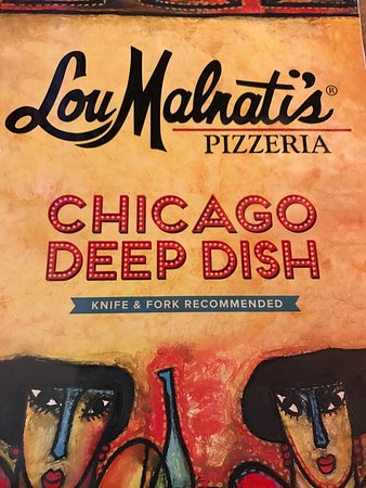Lou Malnati's Pizzeria: photo0.jpg