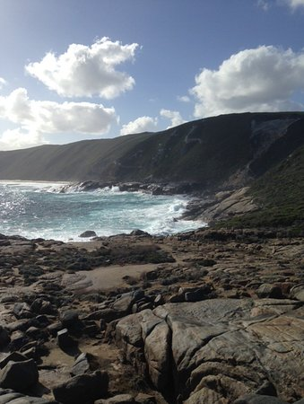 ‪Torndirrup National Park‬