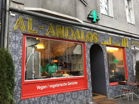 Photo of Restaurant Al-Andalos at Sonnenallee 40, Berlin 12045, Germany