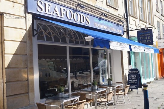 Seafoods Traditional Fish & Chips: Kingsmead Shop