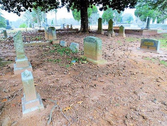 Marietta, GA: cemetery